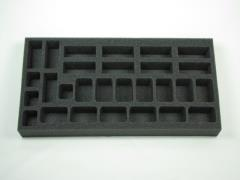 "1 1/2"" German Gepanzerte Panzergrenadierkompanie Foam Tray"