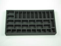 "1 1/2"" German Panzer Lehr Foam Tray"
