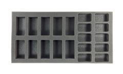 "1"" Soviet Mechanized Infantry Foam Tray"