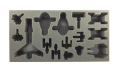 "2"" Army Tray - Scum & Villainy 2.0 for P.A.C.K. 432"