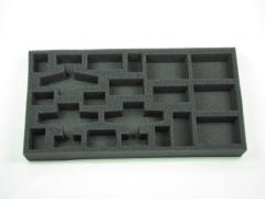 "1 1/2"" US Airplane & Artillery Foam Tray"