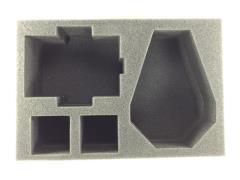 "4 1/2"" Army Tray - 1 Drop Pod & 1 Predator Foam Tray"