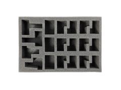 "1 1/2"" Dark Eldar Specialty Troop Foam Tray"