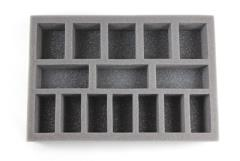"1 1/2"" Large Troop Tray - Small"