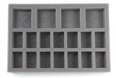 "1 1/2"" Medium Troop Tray - Small"