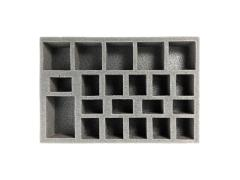 "1 1/2"" Ork Specialty Troop Foam Tray"