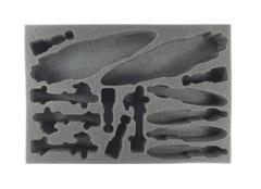"""1.5"""" Rebel Frigate Foam Tray (BFS-1.5)"""
