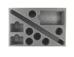 "2"" Tokens & Cards Foam Tray (BFS-2)"