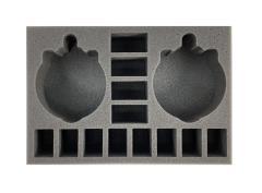 """2"""" Star Wars Legion Foam Tray - X-34 Landspeeder"""