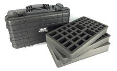 Fitzgerald Black Label Case w/Standard Foam Trays