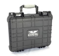 Sirocco Black Label Case w/Pluck Foam Trays