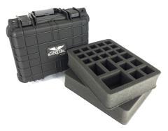 Sirocco Black Label Case w/Standard Foam Trays