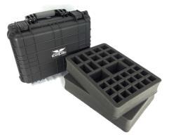 Seawolf Black Label Case w/Standard Foam Trays