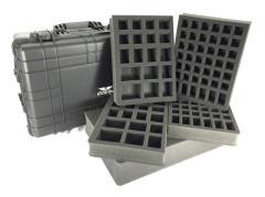 Tripoli Black Label Case w/Standard Foam Tray