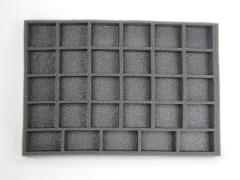 "1 1/2"" 29 Large Model Foam Tray"