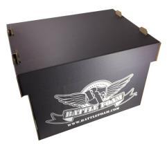 Stacker Box - Large (Empty) (Stone Black)