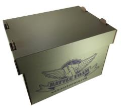 Stacker Box - Large w/Standard Load Out (Military Green)