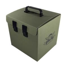 D-Box w/Guild Ball Load Out (Military Green)