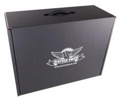 Eco Box w/Standard Foam Tray Load Out (Stone Black)