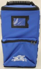 Privateer Press Tournament Bag w/Standard Load Out (Cygnar Blue, Limited Edition)