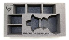 """5"""" Legion of Everblight - Throne of Everblight & Warbeast"""