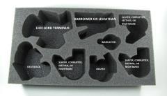 "4 1/2"" Cryx - Warjack Foam Tray"