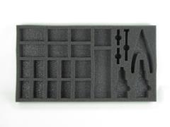 "1 1/2"" Hobby Tool & Model Tray for Privateer Press Bag"