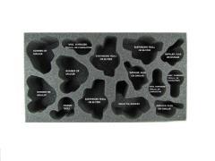 """4"""" Trollbloods - Warbeast Foam Tray"""