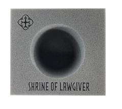 Protecotrate Shrine of the Lawgiver Tray