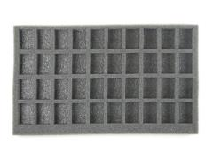 "1 1/2"" Army Tray - 40 Troop"