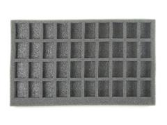 "2"" Army Tray - 40 Troop"