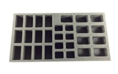 """1 1/2"""" US Mechanized Infantry Foam Tray (BFM 1.5)"""