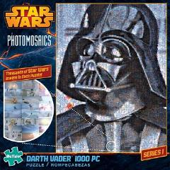 Photomosaics - Darth Vader