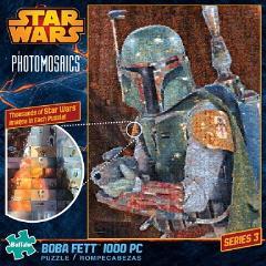 Photomosaics - Boba Fett