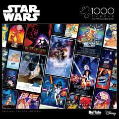 Star Wars Vintage Art - Original Trilogy Posters