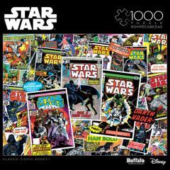 Star Wars Vintage Art - Classic Comic Books