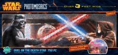 Photomosaics - Duel on the Death Star