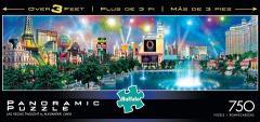 Panoramic - Las Vegas Twilight