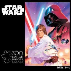 Star Wars - Luke Skywalker and Darth Vader