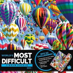 Vivid - Hot Air Balloons - Worlds Most Difficult Puzzle
