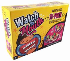Watch Ya' Mouth 10-Pack Mouthpiece