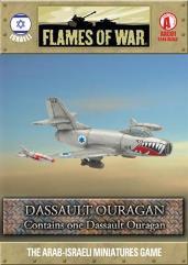 Dassault Ouragan