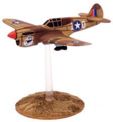P-40 Warhawk Flight
