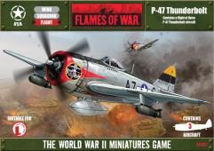 P-47 Thunderbolt Flight