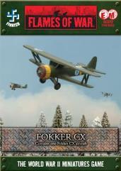 Fokker CX