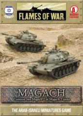 Magach Tank Platoon