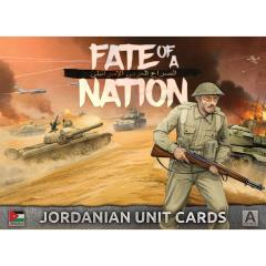 Jordanian Unit Cards