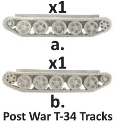 Post War T-34 Tracks