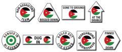 Jordanian Token Set