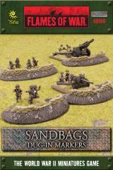 Sandbags - Dug in Markers
